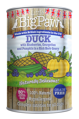 LBP ND 390g can - Duck